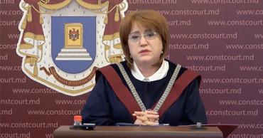 Маноле о решении КС: Румынский - родной язык для 77,86% населения.