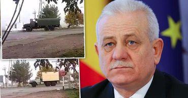Моцпан о военной колонне, направившейся в Колбасну: Это опасный шаг.