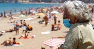В Испании снова открылись пляжи – везде, кроме Барселоны.