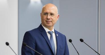 Председатель Демократической партии Молдовы Павел Филип.