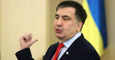 Саакашвили предсказал распад Украины на пять государств.