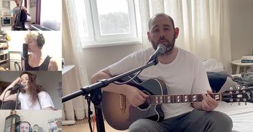 Слепаков записал песню про коронавирус.