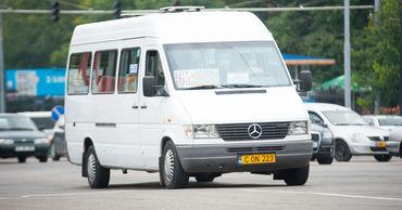 С маршрутов столицы убрали еще 210 микроавтобусов.