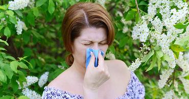 Названы болезни, обостряющиеся весной