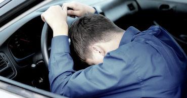 В Молдове за выходные пьяными за рулем попались более 40 водителей.