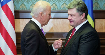 На Украине опубликовали запись разговора Порошенко и Байдена о Трампе.