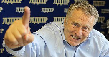 Жириновский назвал своих преемников.