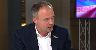 Лидер партии Pro Moldova Андриан Канду.