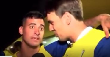 Футболиста обвинили в употреблении кокаина из-за бурного празднования.