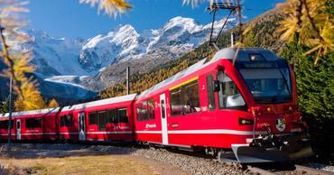 В Швейцарии потерявшие работу пилоты станут машинистами поездов.