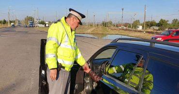 Молдаванин ездил на машине в Румынии без водительских прав.
