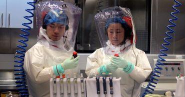 В США сообщили о сдавшихся Западу ученых из лаборатории Уханя.