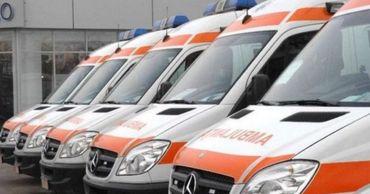 Первые 44 машины скорой помощи прибыли в Кишинев.