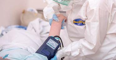COVID-19: В Молдове резко увеличилось число пациентов в тяжелом состоянии.