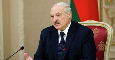 """Лукашенко заявил, что в Польше """"давно зрела революция""""."""