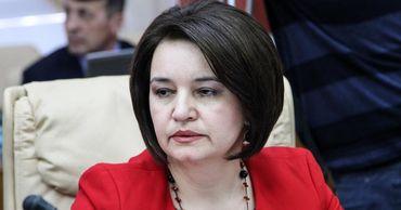 Депутат ДПМ Моника Бабук.