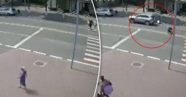 В Оргееве водитель сбил троих пешеходов. Коллаж: Stiri.md.