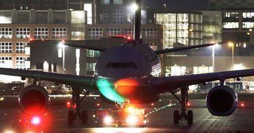 Два пассажирских самолета столкнулись в аэропорту в Германии.