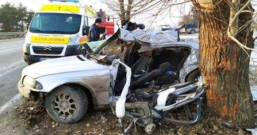 Страшная авария в Сынджерейском районе: погибла 20-летняя девушка