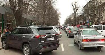 В центре столицы введут ограничения на парковку автомобилей