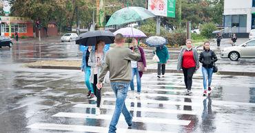 1 июня на всей территории Молдовы пройдут кратковременные дожди.