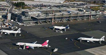 Летевший из Берлина в Афины самолет сел в Салониках из-за пожара на борту.