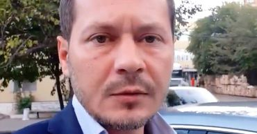 Бывший врио мэра Кишинева Руслан Кодряну.