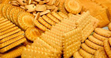 Во Франции выпустили серию печенья со словами благодарности медикам.