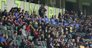 Молдавские болельщики допущены на матчи Национального дивизиона. Фото: noi.md.