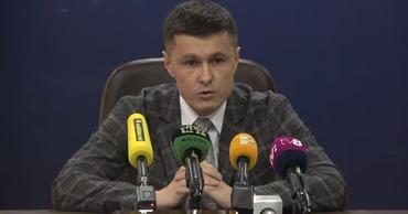 Министр юстиции Фадей Нагачевский.