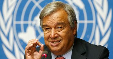 Генсек ООН призвал все страны поддержать ВОЗ в борьбе с COVID-19. Фото: ria.ru.