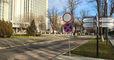 Дорожное движение на ул. Сфатул Цэрий и Марии Чеботарь вновь откроют.