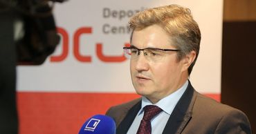 Кандидат на пост вице-председателя НБМ Александр Савва.
