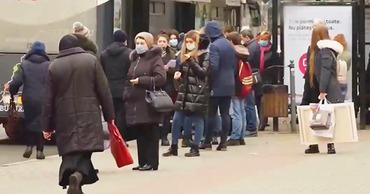 В Новом году граждане РМ пожелали денег, здоровья и окончания пандемии.