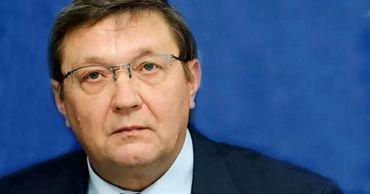 Бывший министр экономикиУкраиныВиктор Суслов.