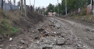 Примар рассказала, какой ущерб нанесли ливневые дожди в Кириет-Лунге. Фото: gagauzinfo.md.