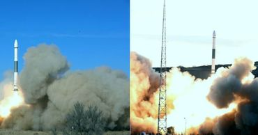 Китай вывел на орбиту шесть спутников.