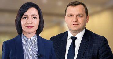 СМИ: Санду и Нэстасе провели переговоры в офисе ППДП.