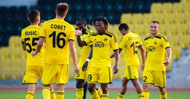 Футбольный клуб «Шериф» одержал очередную победу.