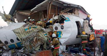 У Bek Air, чей самолет упал близ Алма-Аты, нашли нарушения.