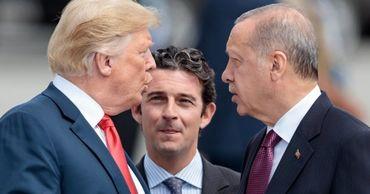 Эрдоган проведет встречу с Трампом в США.