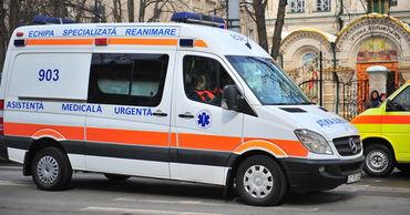 В столице старушка попала в больницу из-за резкого торможения троллейбуса.