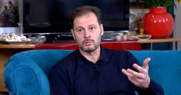 Кирилл Лучинский, экс-депутат парламента РМ, от ЛДПМ.