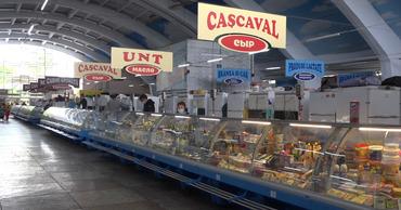 Продавцы бельцкого рынка жалуются на плохую торговлю.