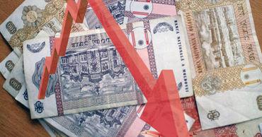 В октябре курс молдавского лея снизился относительно доллара США.