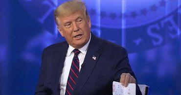 Трамп представил быстродействующий тест, выявляющий коронавирус.