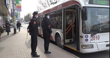 """В Бельцах """"Троллейбусное управление"""" обжалует штрафы водителей."""