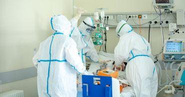 COVID-19 в Молдове: 425 пациентов находятся в тяжелом состоянии, 40 - на ИВЛ.