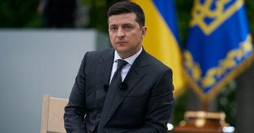 Украинский президент Владимир Зеленский.