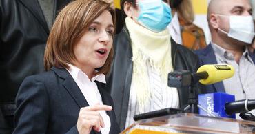 Санду: Не существует рисков возобновления боевых действий в Приднестровье. Фото: themoscowtimes.com
